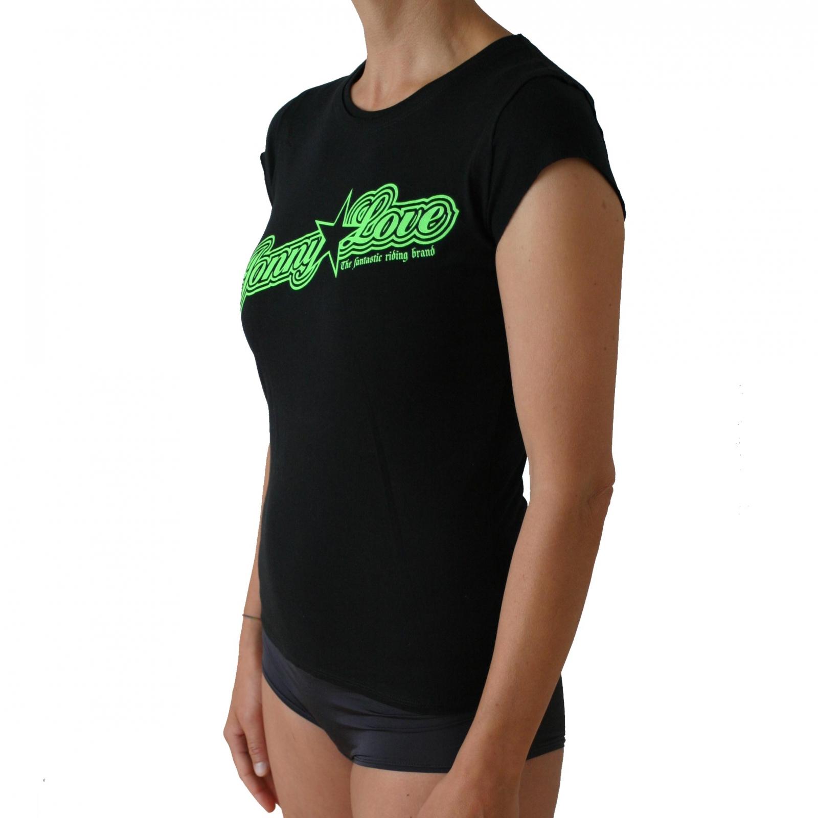 T-Shirt schwarz